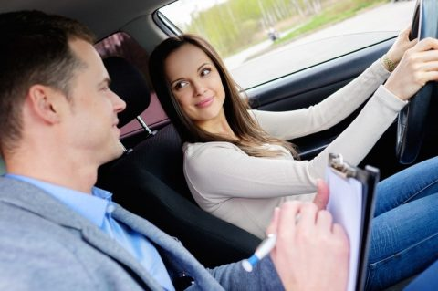 Tips To Overcome Nerves At A Driving Test