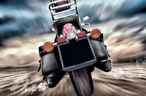 Abu Dhabi Motorcycle Test in Urdu