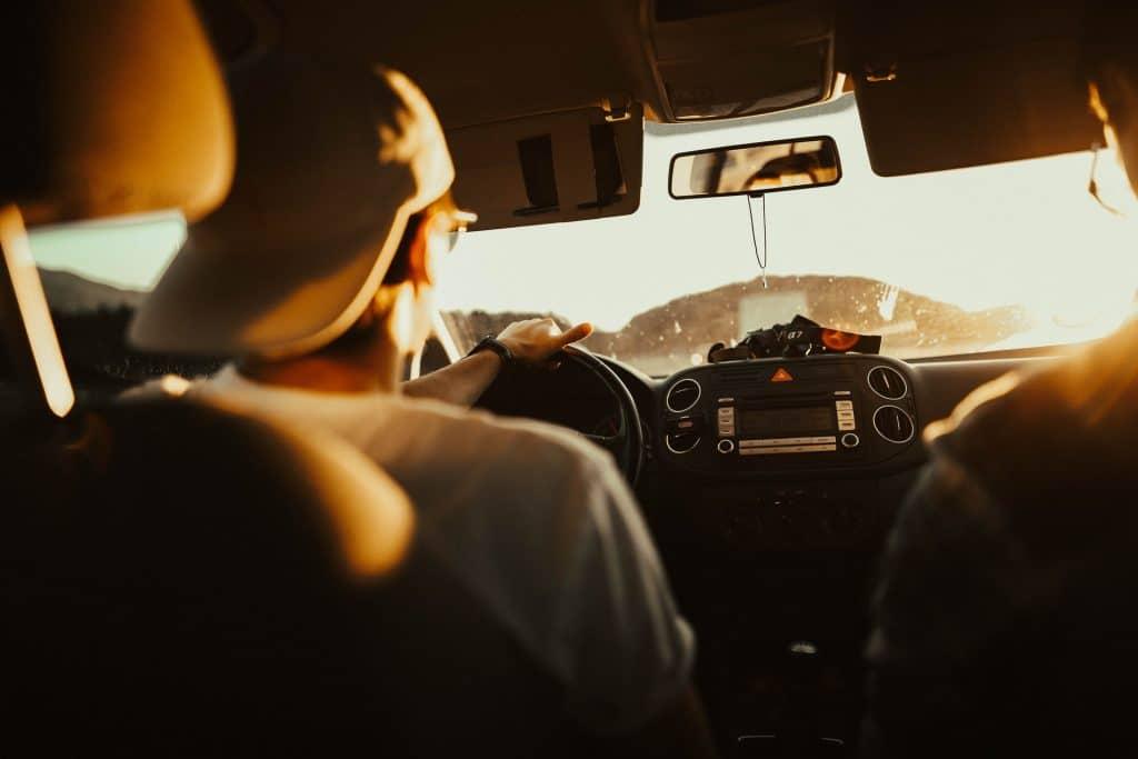 Dubai Driving Test