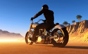 Sharjah Motorcycle Theory Test