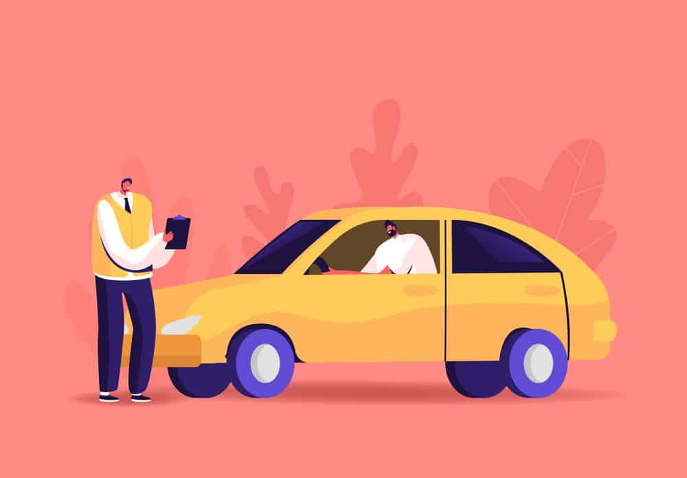 Sharjah Driving Test